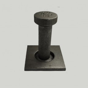 Spherical Head Lifting Anchor with Flat Plate