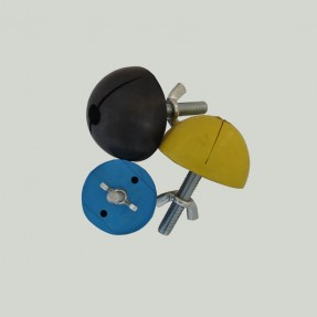 Rubber Recess Former for Spherical Head Lifting Anchors