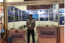 Celebrating the successful conclusion of concrete show south east Asia 2019