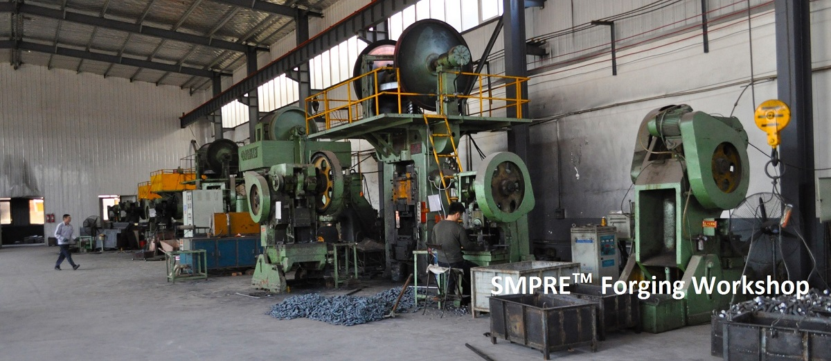 SMPRE™ forging workshop