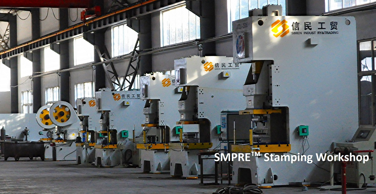 SMPRE™ stamping workshop