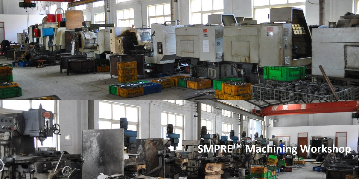 SMPRE™ machining workshop